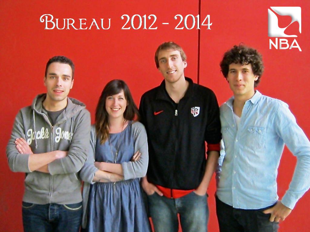 Bureau 2012-2014